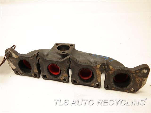 2000 audi tt audi exhaust manifold 06a253033al used a grade rh tlsautorecycling com 2003 Audi A4 Exhaust 2011 Audi A4 Exhaust