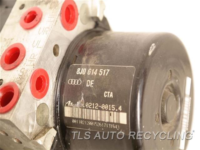 2008 Audi Tt Audi Abs Pump  ASSEMBLY, (INCLUDES MODULE)