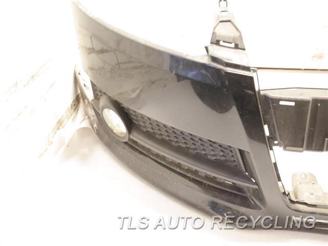2008 Audi Tt Audi Bumper Cover Front DENT, SCUFFS ON BOTTOM 5D1,3D1,BLK,HEADLAMP WASHERS