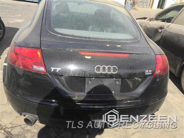 2008 Audi Tt Audi Deck Lid  000,BLK,(SPOILER), CPE