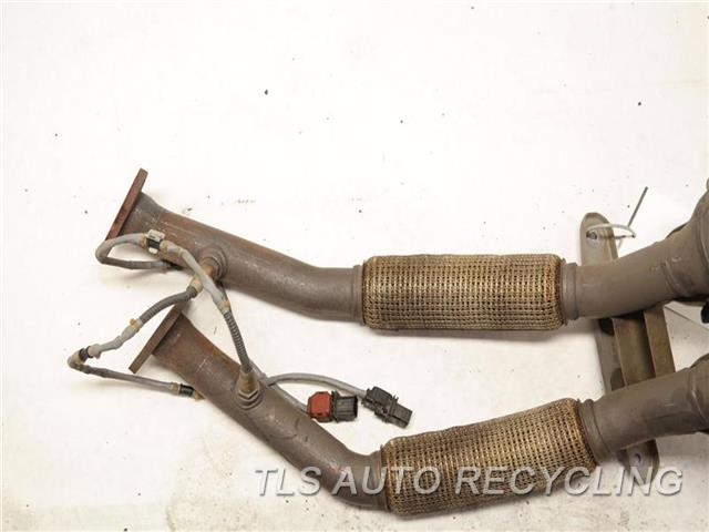 2008 Audi Tt Audi Exhaust Pipe  FRONT EXHAUST PIPE 8J0254500BX