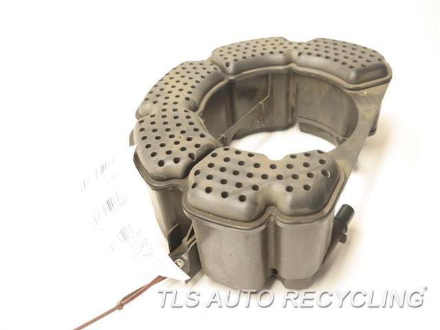 2008 Audi Tt Audi Fuel Vapor Canister  FUEL VAPOR CANISTER 8J0201797D
