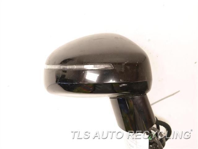 2008 Audi Tt Audi Side View Mirror MINOR SCRATCHES RH,BLK,PM,POWER, ELECTRIC FOLDING