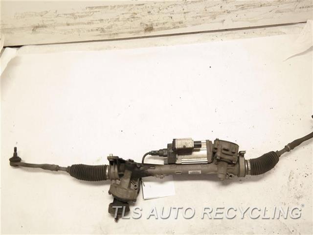 2008 Audi Tt Audi Steering Gear Rack  POWER RACK AND PINION