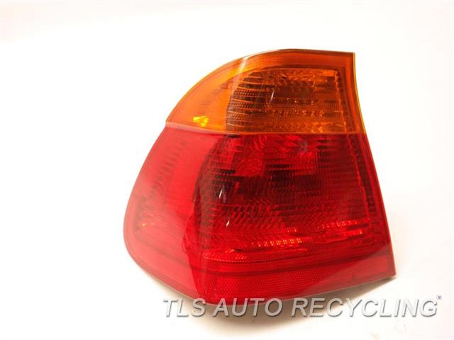 2000 Bmw 323i Tail Lamp  DRIVER REAR TAIL LAMP 63218364921