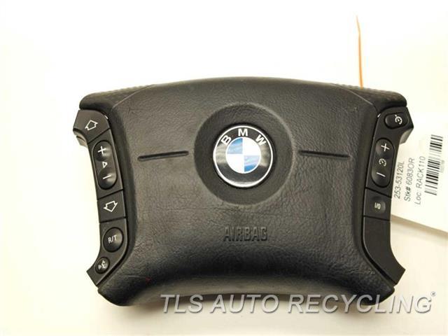 BMW I Air Bag BLACK STEERING WHEEL AIR BAG - Bmw 325i steering wheel