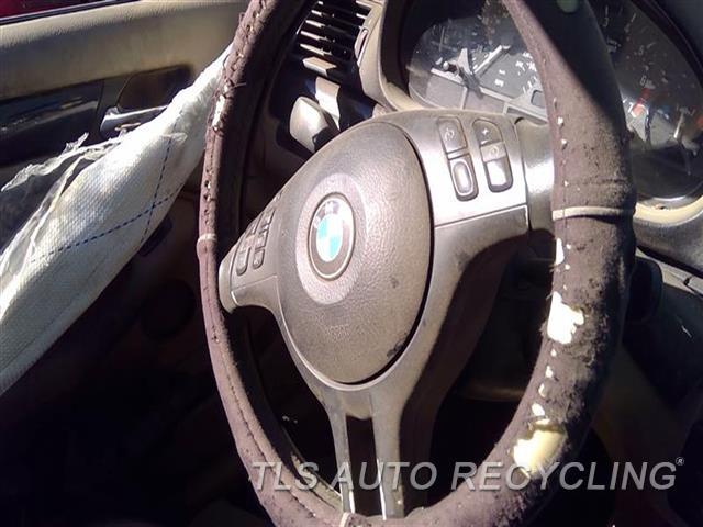 2002 BMW 325I Parts Stock# 10904Y