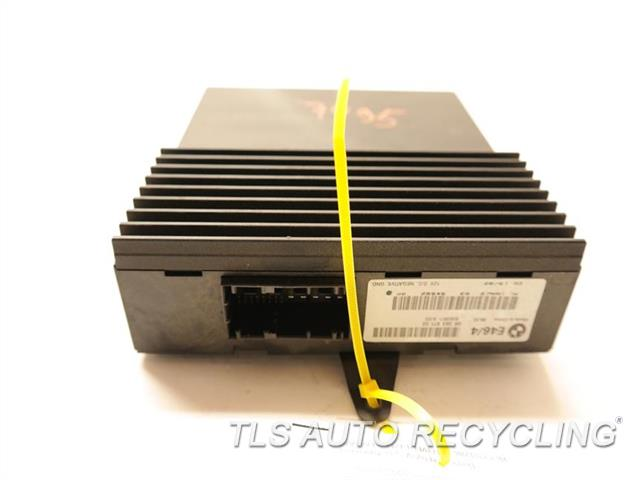2003 Bmw 325i Radio Audio / Amp  RADIO AMPLIFIER 65128383871
