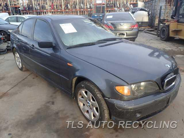 Parting Out BMW I Stock GY TLS Auto Recycling - 2004 bmw325i