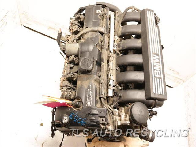 Genuine OEM BMW 328I recycled Auto parts - 2007 engine assembly online  TLS  Auto Recycling