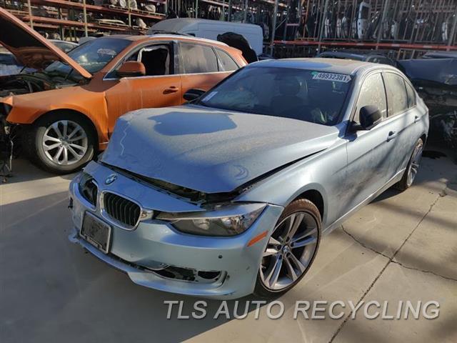 2013 BMW 328I Parts Stock# 10731B