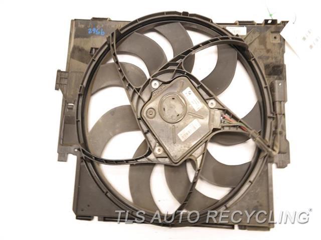 2013 Bmw 328i Rad Cond Fan Assy  FAN ASSEMBLY, (RADIATOR), 600 WATT