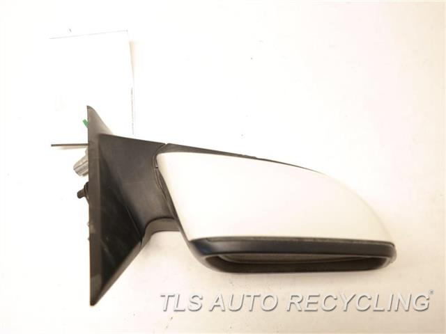 2013 Bmw 328i Side View Mirror HAS DEEP SCRATCH RH,WHT,PM,POWER, SDN, FROM 1/13