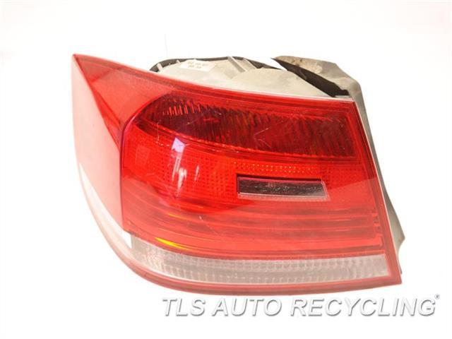 2007 Bmw 335i Tail Lamp  LH,CPE, QUARTER PANEL MOUNTED, L.