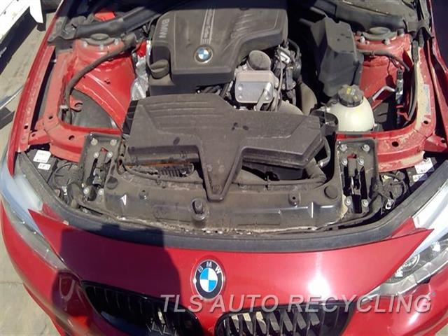 2016 Bmw 428i Bmw Radiator Core Supp  CORE SUPPORT M-AERODYNAMIC PACKAGE
