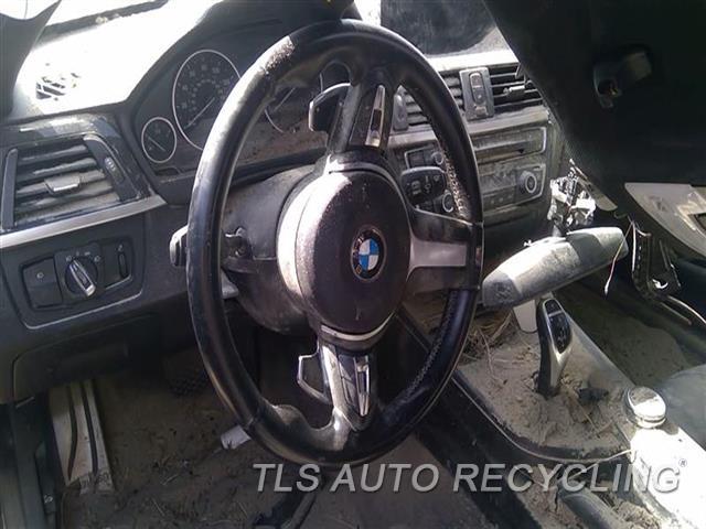 2016 Bmw 428i Bmw Steering Wheel  BLK,LEA,M