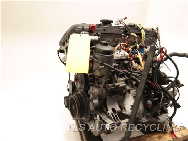 2005 Bmw 525i Engine Assembly - Engine Long Block 1 Year Warranty - Used