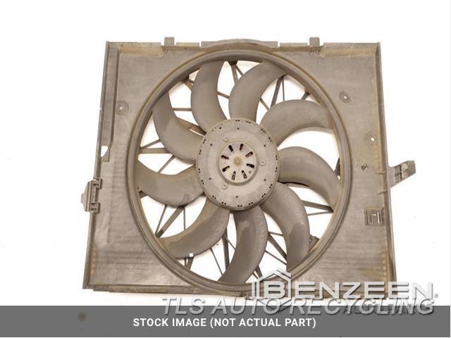 2010 Bmw 528i Rad Cond Fan Assy  FAN ASSEMBLY, (RADIATOR, 600 WATT)