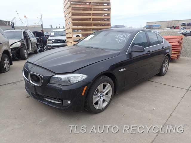 bmw_528i_2011_car_for_parts_only_228535_01 parting out 2011 bmw 528i stock 6050bk tls auto recycling  at mr168.co