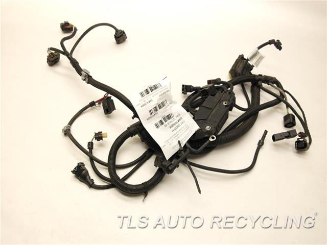 2011 bmw 528i engine wire harness 12517596927 used a. Black Bedroom Furniture Sets. Home Design Ideas