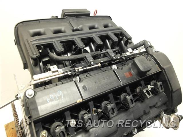 2004 Bmw 530i Engine Assembly