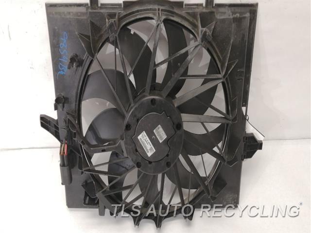 2006 Bmw 530i Rad Cond Fan Assy  FAN ASSEMBLY, (RADIATOR, 600 WATT)