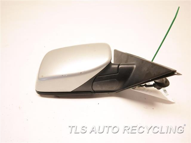 2007 Bmw 530i Side View Mirror W/ PUDDLE LAMPS, MINOR SCRATCHES PASSENGER SIDE VIEW MIRROR
