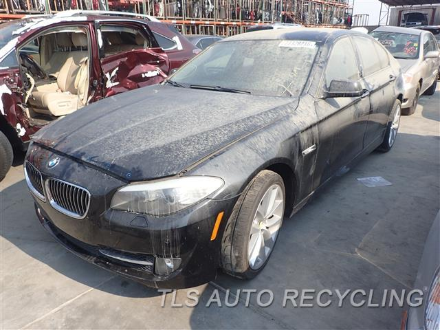bmw_535i_2011_car_for_parts_only_261039_01 parting out 2011 bmw 535i stock 6273yl tls auto recycling  at gsmportal.co