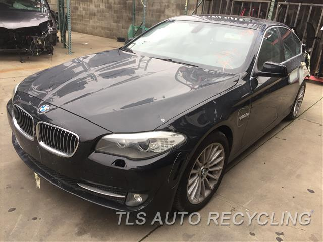 2012 BMW 535I Parts Stock# 8668RD