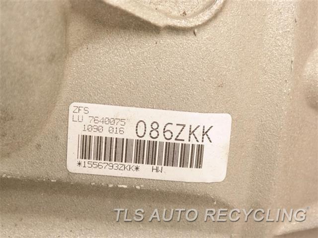 2012 Bmw 535i Transmission  AUTOMATIC TRANSMISSION 1 YR WARRANTY