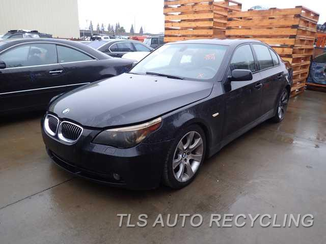 bmw_550i_2006_car_for_parts_only_218159_01 parting out 2006 bmw 550i stock 5262br tls auto recycling  at reclaimingppi.co