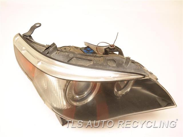2006 Bmw 550i Headlamp Assembly NEED BUFF RH,XENON (HID), ADAPTIVE HEADLAMPS