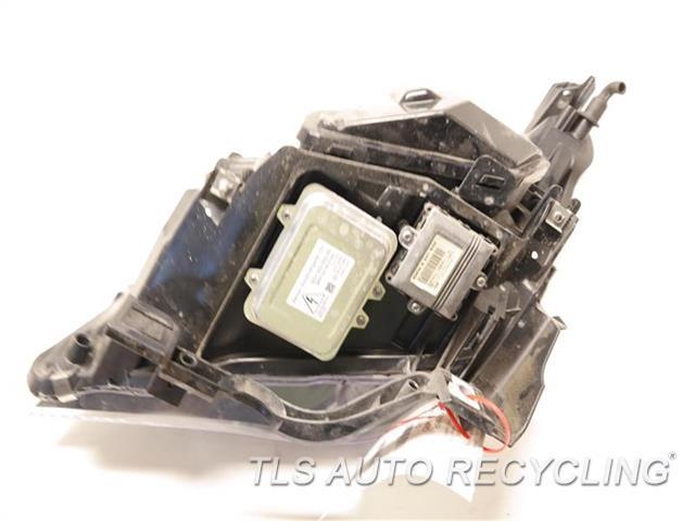2006 Bmw 550i Headlamp Assembly HEADLAMP GLASS AFTER REPAIR, DUST INSIDE RH,XENON (HID), ADAPT. HEADLAMP NIQ