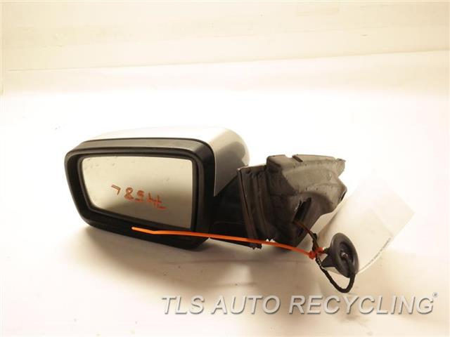 2006 Bmw 550i Side View Mirror 51167189663 67136974452  51167116747 SILVER DRIVER SIDE VIEW MIRROR