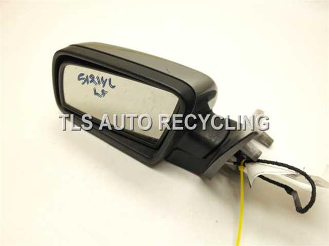 2008 Bmw 550i Side View Mirror 51167189623 51167168183 GRAY DRIVER SIDE VIEW MIRROR