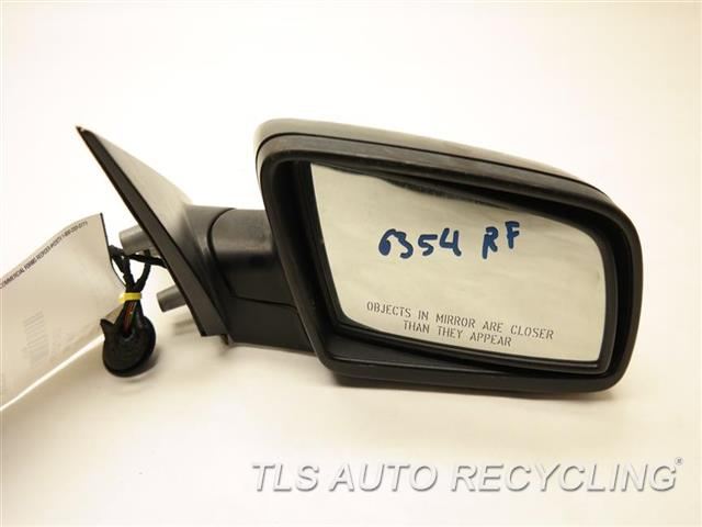 2008 Bmw 550i Side View Mirror 51167189594 51167168398  GRAY PASSENGER SIDE VIEW MIRROR