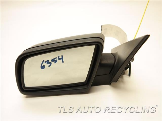 2008 Bmw 550i Side View Mirror 51167189591 51167168397 GRAY DRIVER SIDE VIEW MIRROR