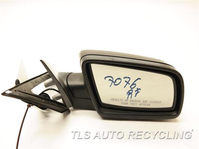 2008 Bmw 550i Side View Mirror 51167168398 51167065086 67136974445  DARK BLUE PASSENGER SIDE VIEW MIRROR