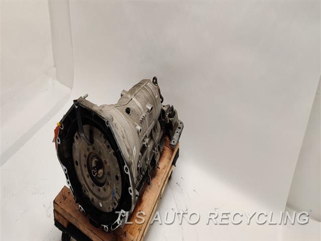 2009 Bmw 550i Transmission  AUTOMATIC TRANSMISSION 1 YR WARRANTY