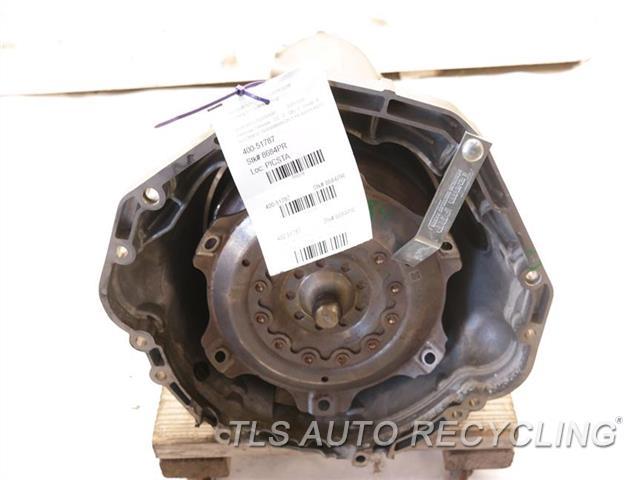 2011 Bmw 550i Transmission  AUTOMATIC TRANSMISSION 1 YR WARRANTY