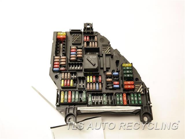2012 BMW 550I GT fuse box 61149252812 Used A Grade