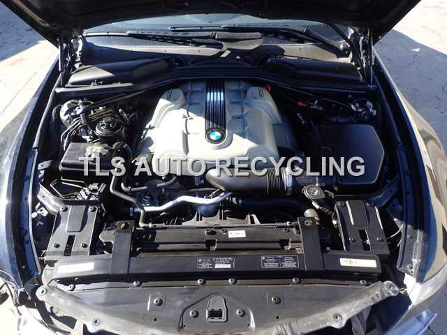 Parting Out BMW CI Stock BK TLS Auto Recycling - Bmw 645ci engine