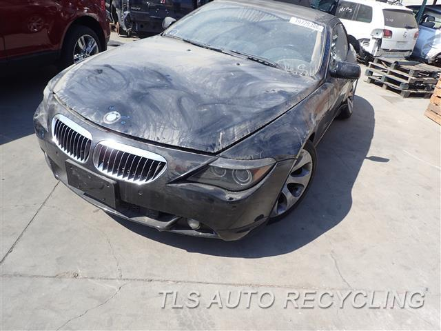 parting out 2005 bmw 645ci stock 6260gy tls auto. Black Bedroom Furniture Sets. Home Design Ideas