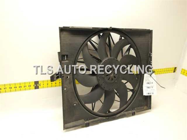 2005 Bmw 645ci Rad Cond Fan Assy  RADIATOR FAN ASSEMBLY 17427543282