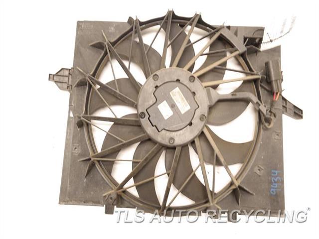 2005 Bmw 645ci Rad Cond Fan Assy  FAN ASSEMBLY, (RADIATOR, 600 WATT)