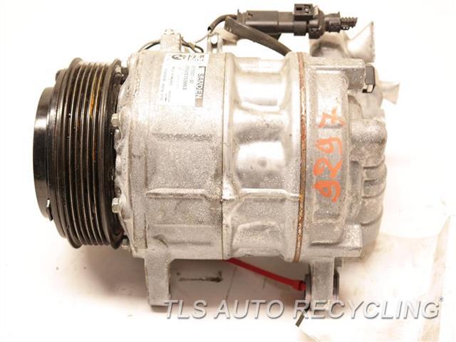 2017 Bmw 740i Ac Compressor  AC COMPRESSOR (3.0L, TURBO)