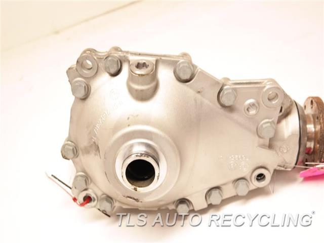 2017 Bmw 740i Front Differential  FRONT DIFFERENTIAL