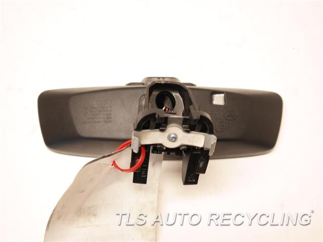 2017 Bmw 740i Rear View Mirror Interior (AUTOMATIC DIMMING) BLACK INTERIOR REAR VIEW MIRROR