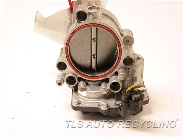 2017 Bmw 740i Throttle Body Assy  THROTTLE BODY ASSEMBLY
