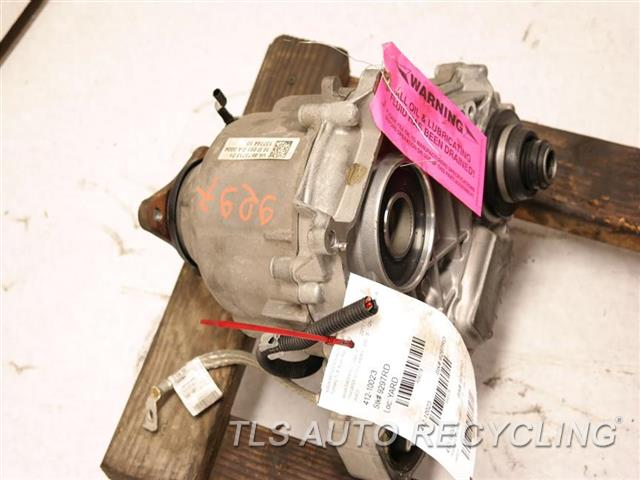 2017 Bmw 740i Transfer Case Assy  (AWD)